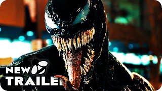 Venom Trailer 2 (2018) Tom Hardy Movie