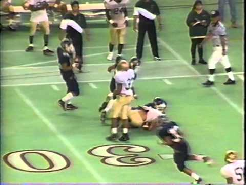 1997 Waianae vs Leilehua Highlights