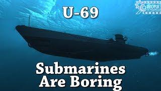 World of Warships: Submarines Are Boring - Work In Progress