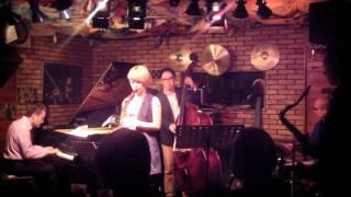 椎名 豊スペシャルクインテットinBIRD&DIZ 2013.10・18