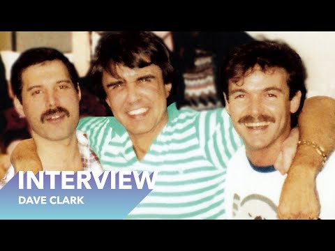 Dave Clark tells us about Time Waits For No One - The Unreleased Freddie Mercury Song