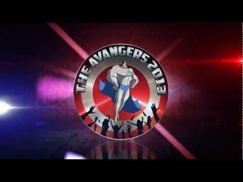 The Avangers 2013 - DJ Borgny