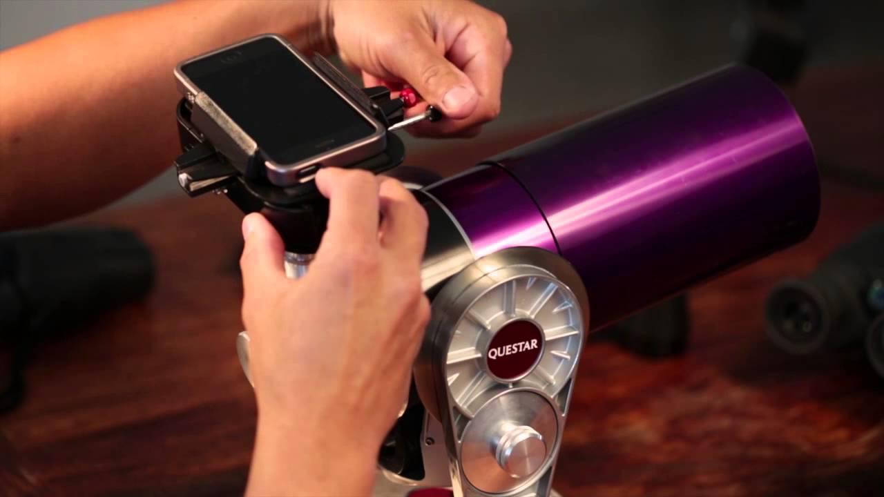 Snapzoom Phone Scope Adapter