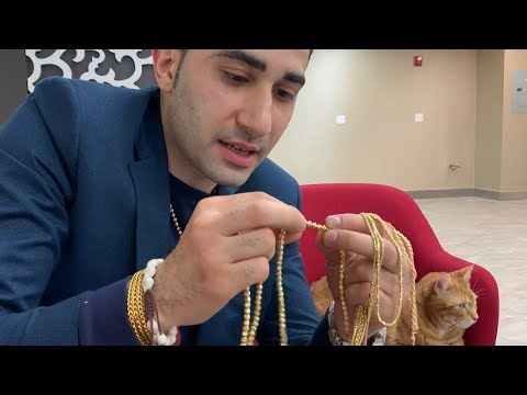 Puffed Mariner Anchor Chain, Laser Moon Cut Chain & Box Link Chain Video Reviews At TraxNYC