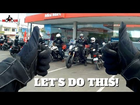 Eastern Visayas AdvenTour Ep1: Start of an Epic Journey│Testing the Duke 390│Bigg's Diner