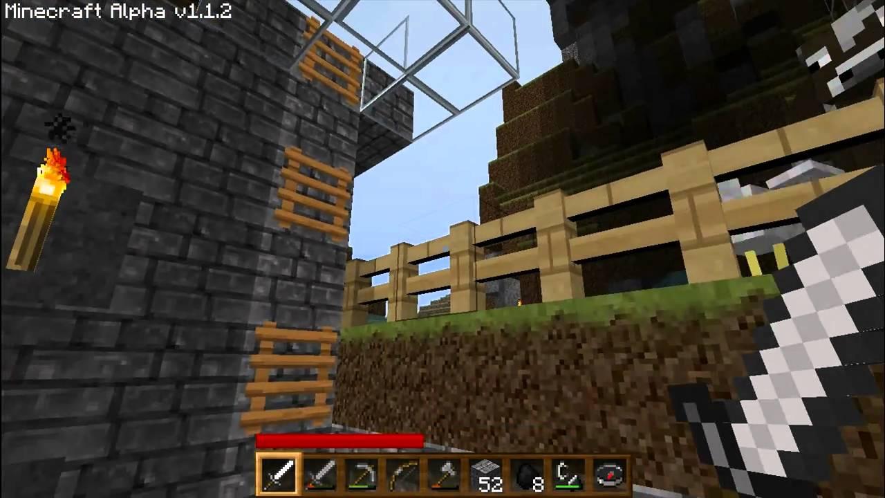 Minecraft 23 09 2010 Youtube