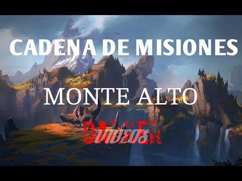 WORLD OF WARCRAFT / CADENA DE MISIONES MONTE ALTO #1 / DH / FIRESTORM - LEGIÓN