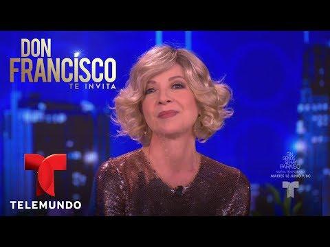 Edith Gonzalez habla de su dura lucha contra el cáncer  Don Francisco Te Invita  Entretenimiento