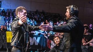 Cody Rhodes vs Joe Hendry vs Gabriel Kidd - Internet Title (No Regrets 2017)