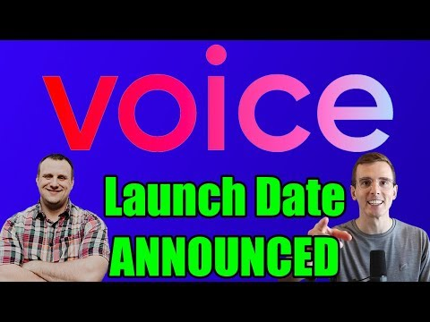 🎬 Everything EOS: Voice Launch Update & Analysis + The Next Chapter for Cypherglass and Rob Finch