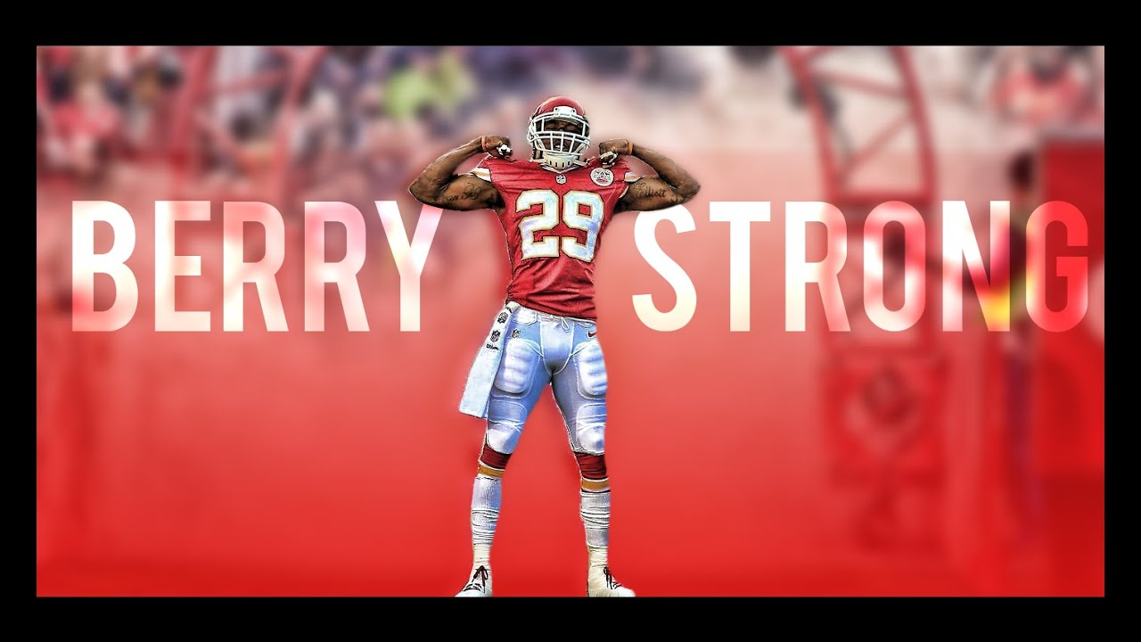 "Eric Berry eback ""Berry Strong"" Highlights"