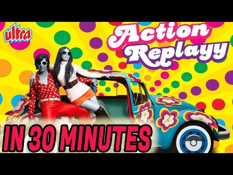 Superhit Bollywood Movie | Action Replayy | Showreel | Akshay Kumar | Aishwarya Rai Bachchan