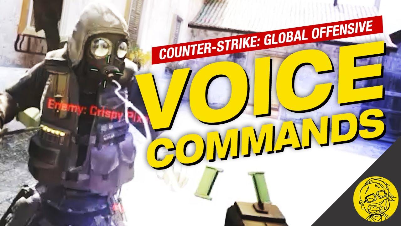 cs go w  voice commands