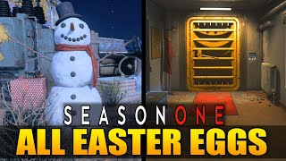 Black Ops Cold War: All Season 1 Easter Eggs Explained!