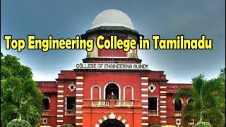 Top 25 Engineering colleges in Tamil nadu