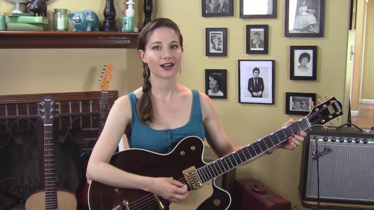 The Kinks Sunny Afternoon Guitar Lesson Allison Bennett Youtube