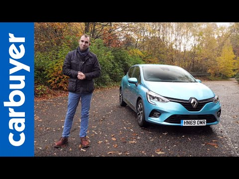 Renault Clio hatchback 2020 in-depth review – Carbuyer