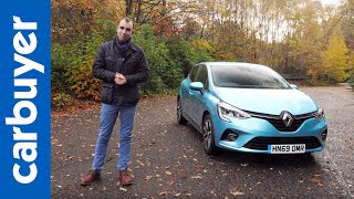 Renault Clio hatchback 2020 in-depth review - Carbuyer