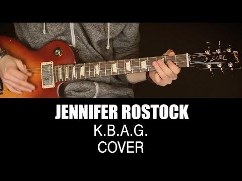 Robin König | Jennifer Rostock | K.B.A.G. Cover