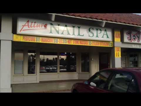 Allure Nail Spa - Huntington Beach, CA