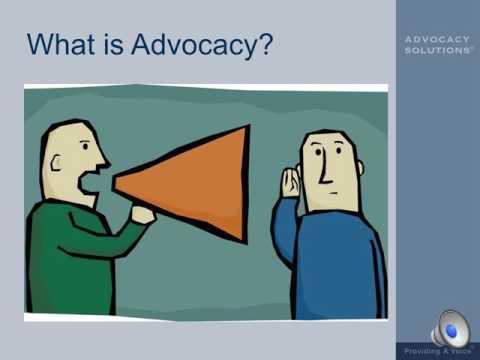 Effective Advocacy Strategies