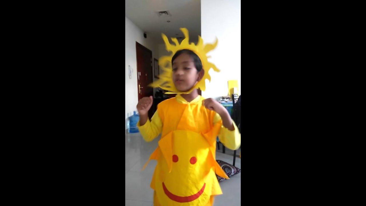 Abhinav Sun Fancy Dress Competition Youtube