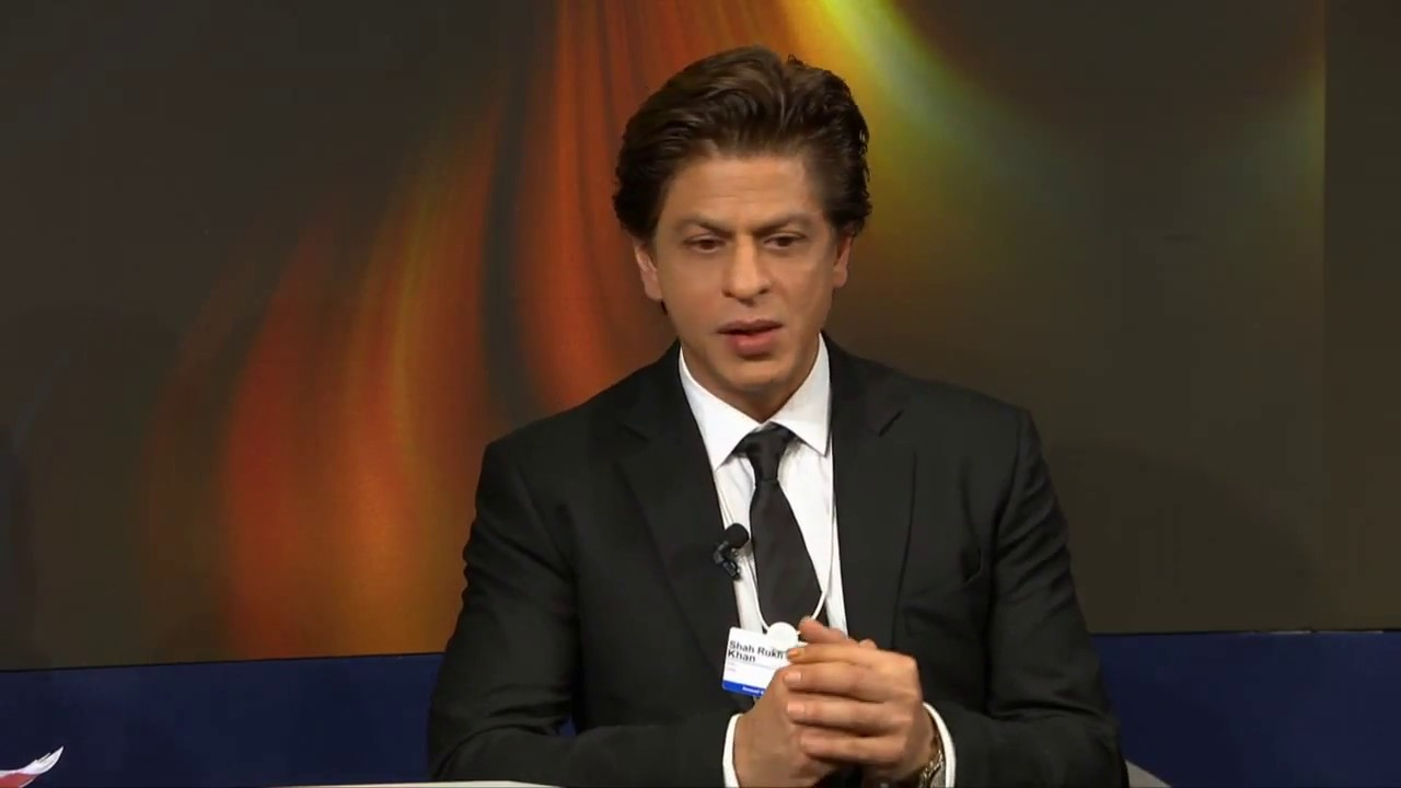 An Insight An Idea With Shah Rukh Khan Youtube