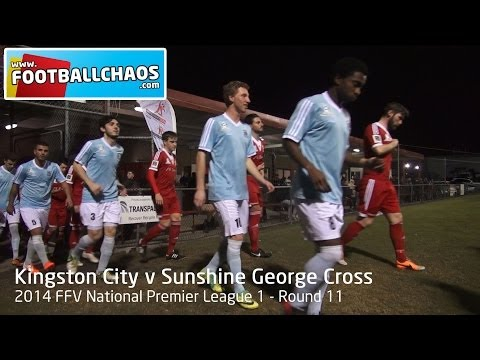 2014 NPL - Kingston City v Sunshine George Cross