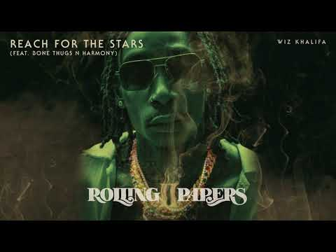 Wiz Khalifa - Reach For the Stars feat. Bone Thugs n Harmony [Official Audio]