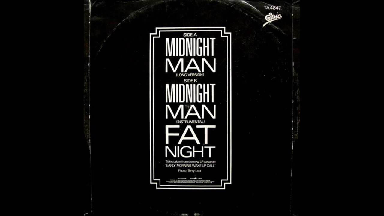 Flash And The Pan - Midnight Man (Extended Version) - YouTube