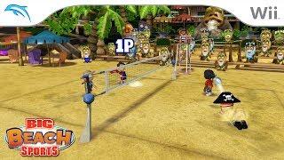 Big Beach Sports | Dolphin Emulator 5.0-8716 [1080p HD] | Nintendo Wii
