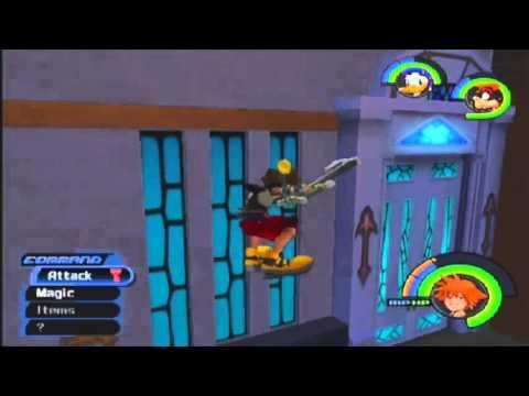 Let's Play Kingdom Hearts - 42 - Things We've Missed