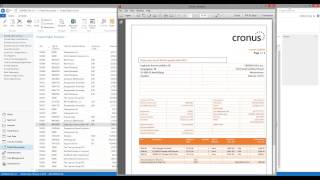 Microsoft Dynamics NAV 2015 Puts Document Design in Your Hands with Word Layouts
