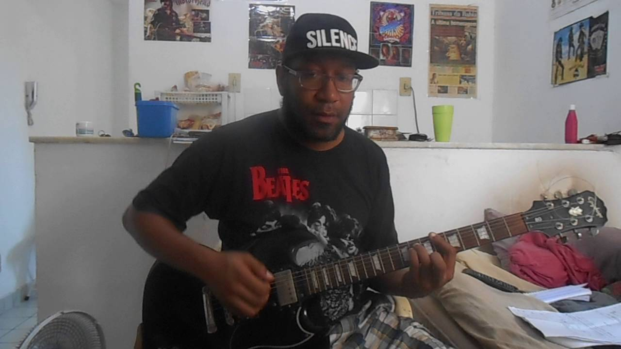 The changeling (The doors guitar cover) & The changeling (The doors guitar cover) - YouTube