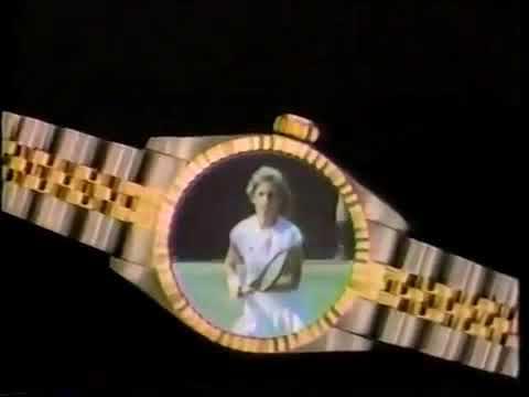 Rolex Lady Date Ad, 1990