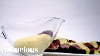 How to Make Béarnaise Sauce