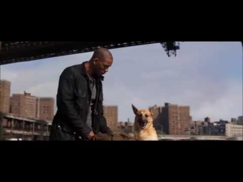 "I Am Legend ""My Name Is Robert Neville"" Scene HD"