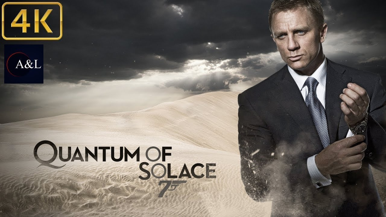 Pc 007 Quantum Of Solace Longplay 4k Youtube