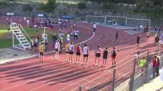 800m Meeting Vergèze 2013