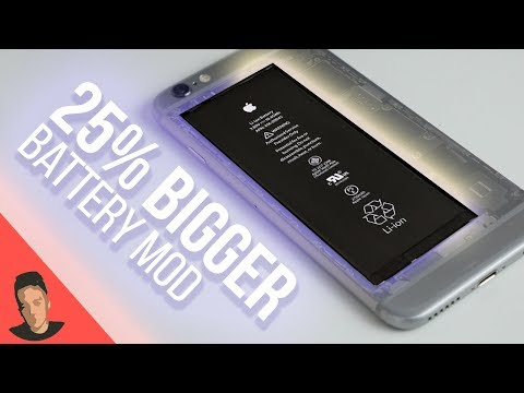This will FIX ALL BATTERY PROBLEMS on ANY iPhone! TURBOCHARGED BATTERY