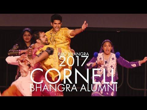 Cornell Bhangra Alumni @ Pao Bhangra 2017