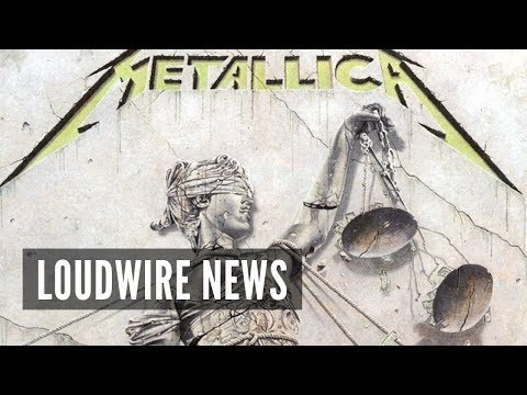 Metallica Won't Remix '...And Justice for All'