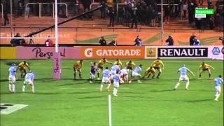 Los Pumas v Wallabies Rugby Championship 2014