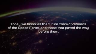 SPACE FORCE: AN INTERGALACTIC SALUTE TO FREEDOM