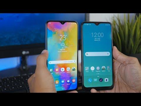 Realme 3 VS Samsung M20 - Mana yang Terbaik? Wajib Nonton Sebelum Nyesel salah Beli