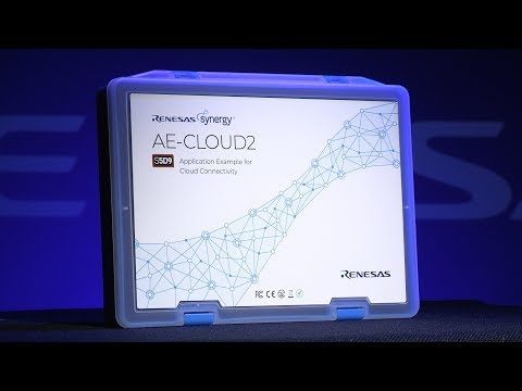 Renesas Synergy™ AE-Cloud 2 Kit