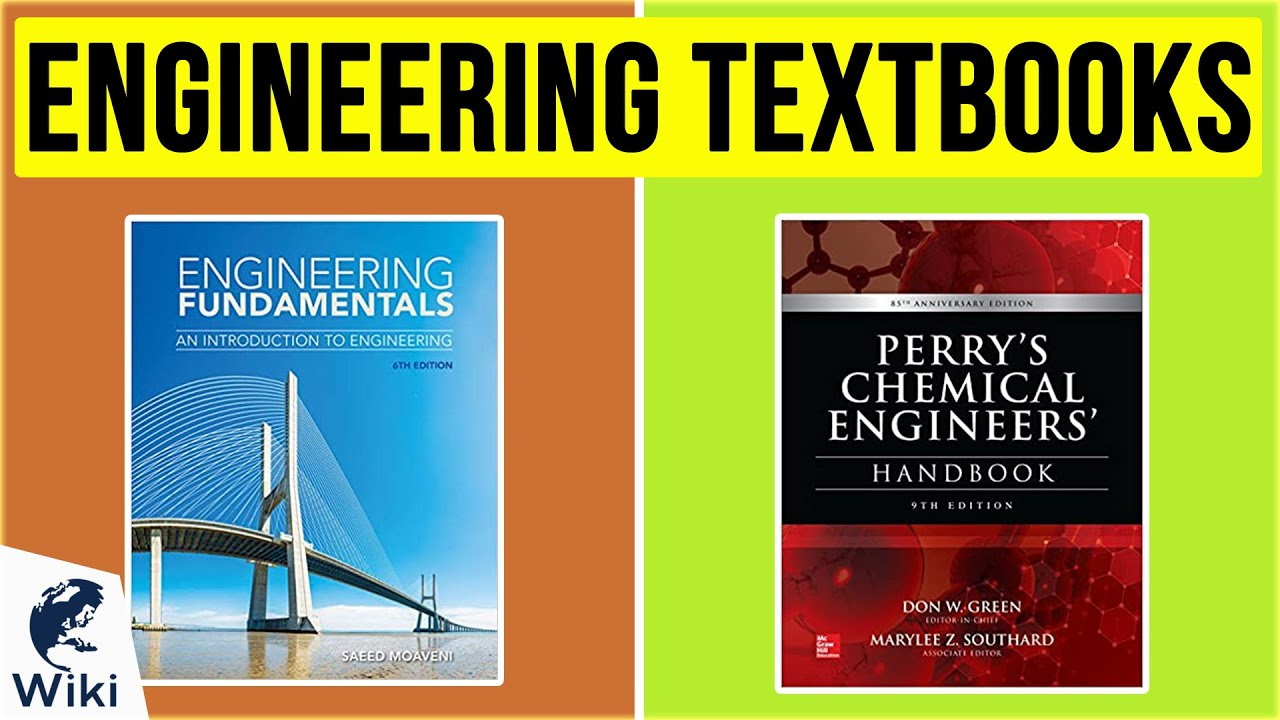 Top 10 Engineering Textbooks Of 2020 Video Review