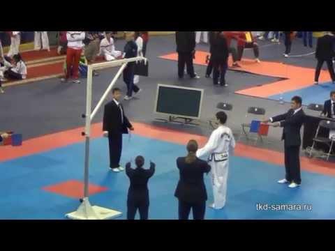 Чемпионат Европы по тхэквондо ИТФ 2014. Спецтехника