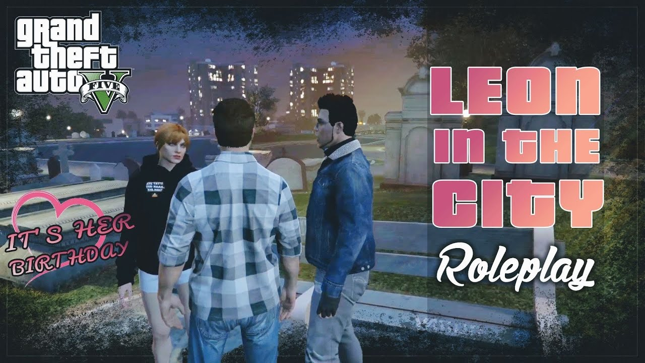 GTA Roleplay | Its HER BIRTHDAY | Bebo and Leon | NDRP Server