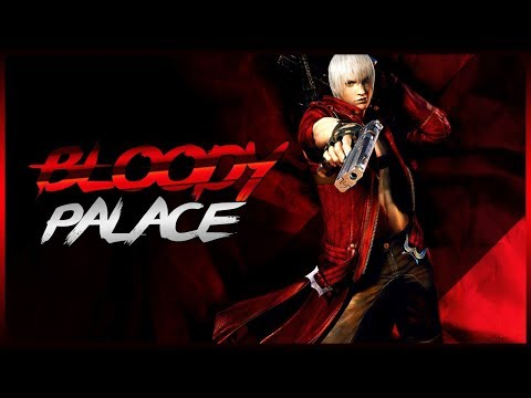 DEVIL MAY CRY 3 I BLOODY PALACE COM SUPER DANTE * FAIL 9901 * I PT-BR